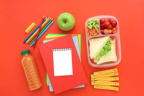 Healthy Meal Planning Tips For Back To School
