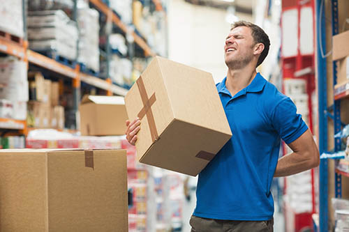 How to Lift Things Without Ending Up in the Emergency Room