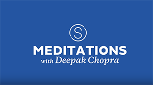 Guided Meditation on Gratitude with Deepak Chopra YouTube