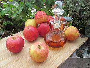 apple cider vinegar for headache relief
