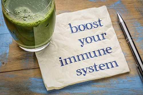 Boosting Your Immune Function To Protect Yourself From Disease & Infections