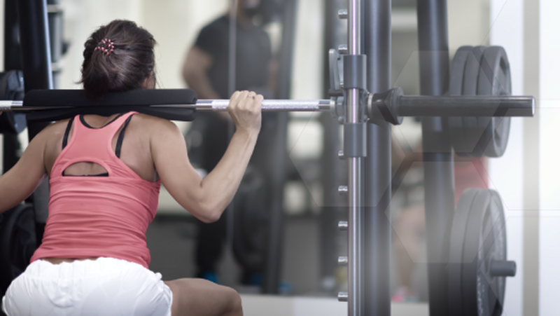 Weight Lifting for Exercise? Here's How to Protect Your Back by Using Proper Lifting Techniques